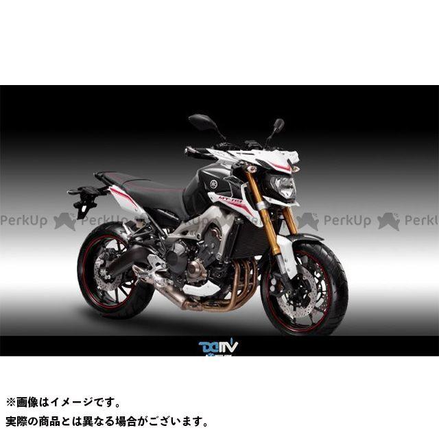 【エントリーで更にP5倍】ディモーティブ MT-09 トレーサー900・MT-09トレーサー XSR900 フレームスライダー MT-09 カラー:ブラック Dimotiv