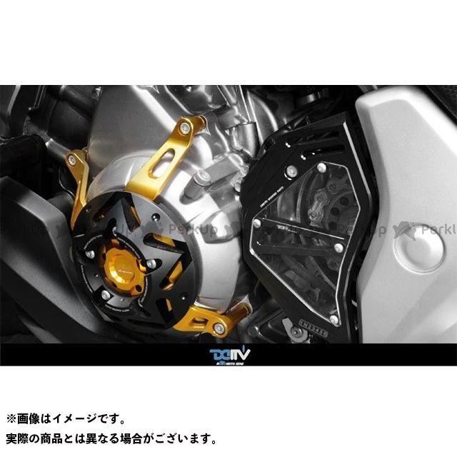 送料無料 ディモーティブ NC700S NC700X スライダー類 エンジンプロテクター NC700 S/X 左 ブラック