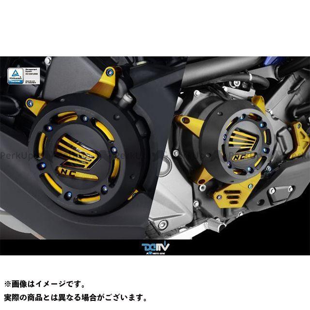 ディモーティブ NC700X NC750S NC750X エンジンプロテクター NC700X 750S/X 左右 ゴールド