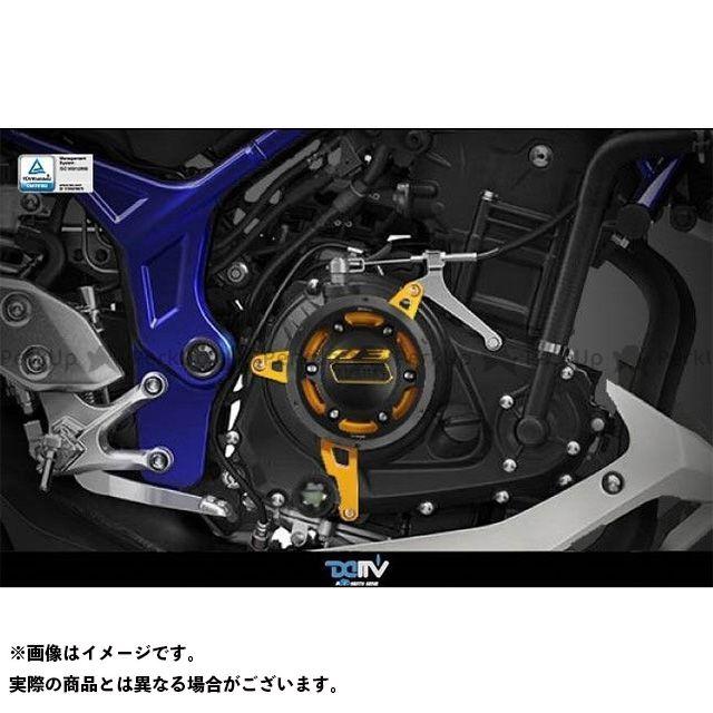 ディモーティブ MT-03 エンジンプロテクター MT-03 右 ゴールド Dimotiv