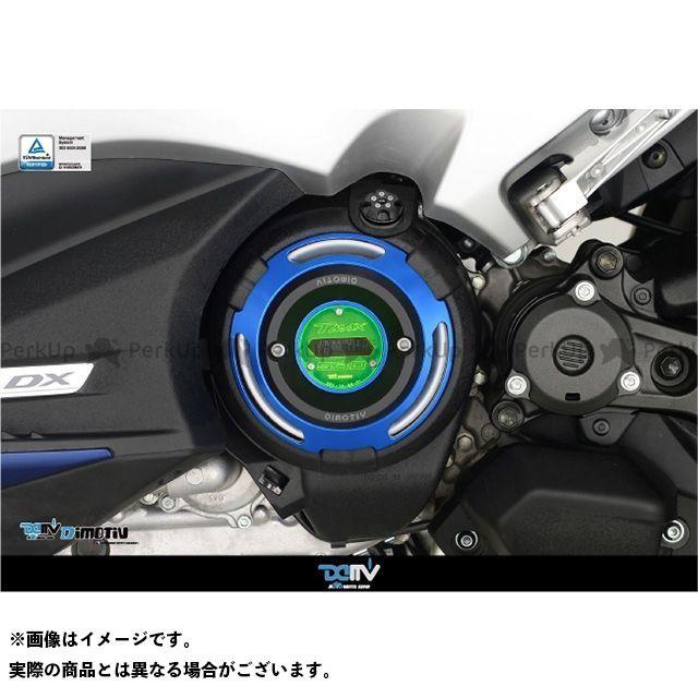 ディモーティブ TMAX530 エンジンプロテクターTMAX530左右セット カラー:レッド Dimotiv