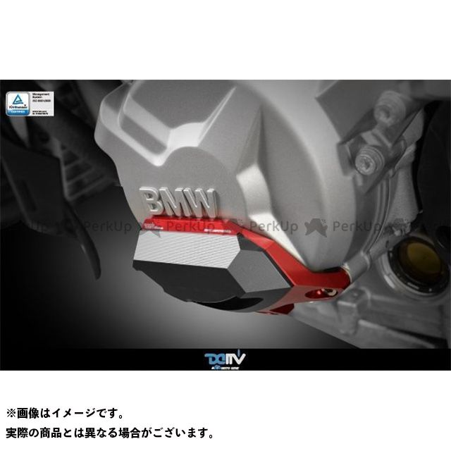 【エントリーで最大P21倍】ディモーティブ エンジンクラッシュパッド S1000RR 左 カラー:ゴールド Dimotiv