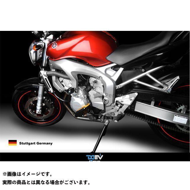 ディモーティブ エンジンクラッシュパッド FZ6N/S/S2 左 ゴールド Dimotiv