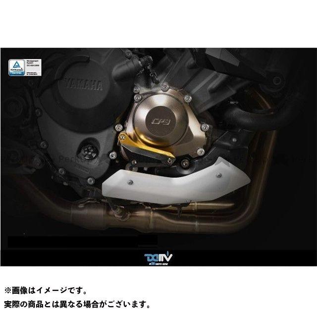 送料無料 ディモーティブ Dimotiv スライダー類 エンジンクラッシュパッド MT-09 右 ゴールド