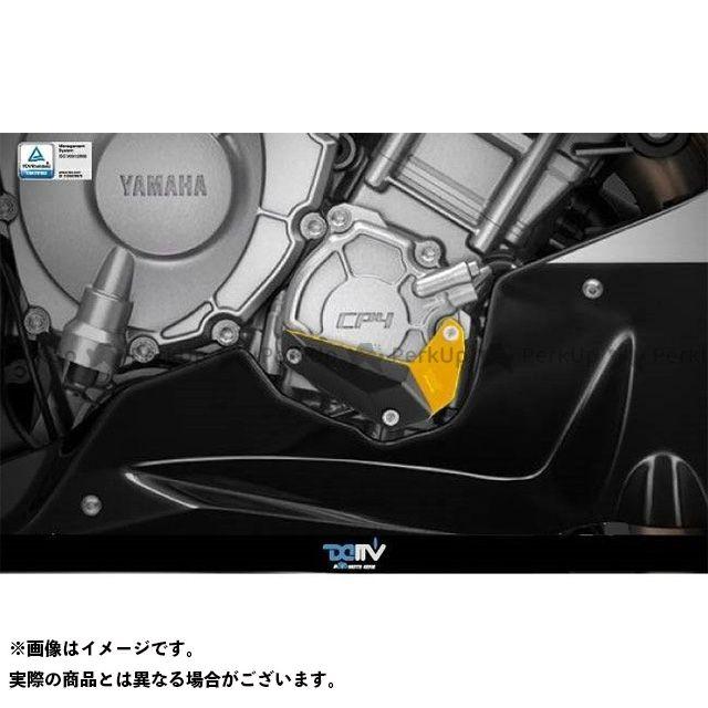 ディモーティブ YZF-R1 エンジンクラッシュパッド YZF-R1 右 ゴールド Dimotiv