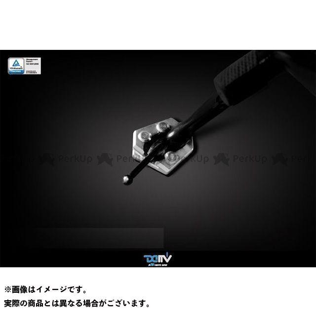 ディモーティブ MT-09 トレーサー900・MT-09トレーサー XSR900 サイドスタンドエンド MT-09 ブラック Dimotiv