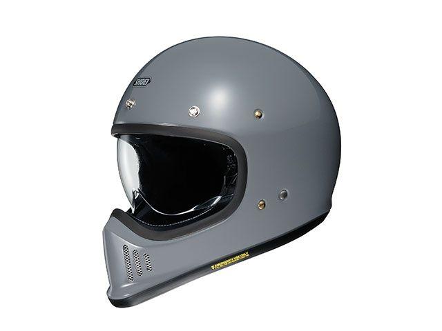 送料無料 SHOEI ショウエイ フルフェイスヘルメット EX-ZERO(イーエックス - ゼロ) バサルトグレー 11月22日発売 M/57cm
