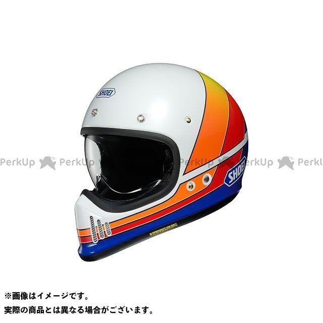 送料無料 SHOEI ショウエイ フルフェイスヘルメット EX-ZERO EQUATION(イーエックス - ゼロ イクエージョン) TC-2(BLUE/WHITE) 12月発売予定 M/57cm