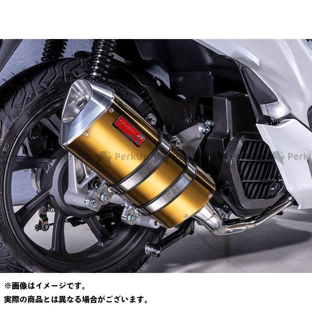 ヤマモトレーシング PCX125 18~PCX SPEC-A TYPE-SA ゴールド YAMAMOTO RACING