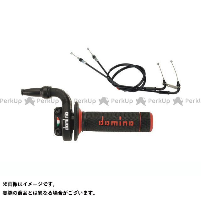 ドミノ CRF250R オフロード ハイスロットルキット CRF250 16-17(ブラック) domino