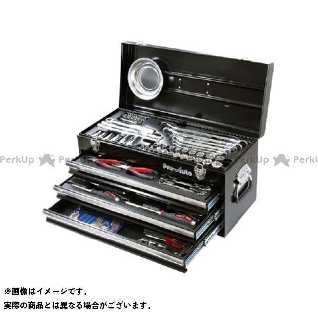 興和精機(KOWA SEIKI) KOWA SEIKI ハンドツール 工具 興和精機(KOWA SEIKI) ツールキット 110点セット ブラック KOWA SEIKI