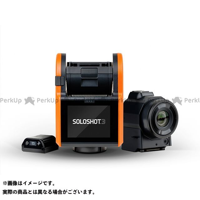 SOLOSHOT SOLOSHOT3 自動追尾ロボットビデオカメラOptic25 光学25倍ズームカメラ付属スターターキット  ソロショット