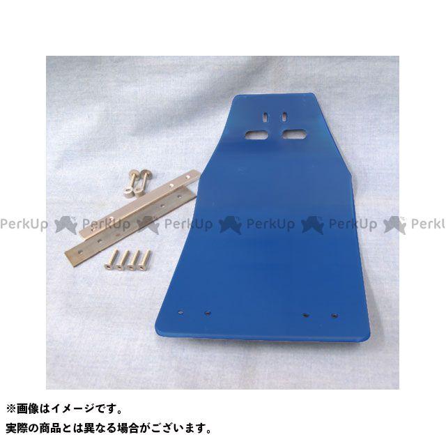 力造 TLM50 TLM50 Rikizoh SKIDPLATES(ブルー) リキゾー