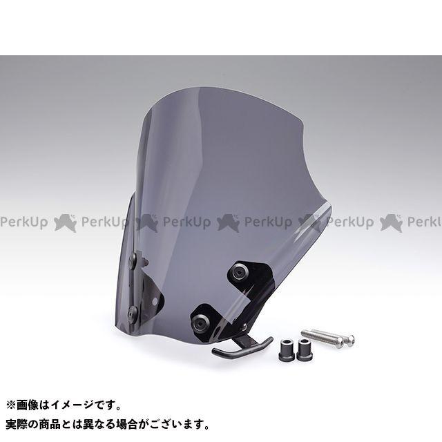 キジマ FXBR ソフテイルブレイクアウト メーターバイザー(スモーク) KIJIMA