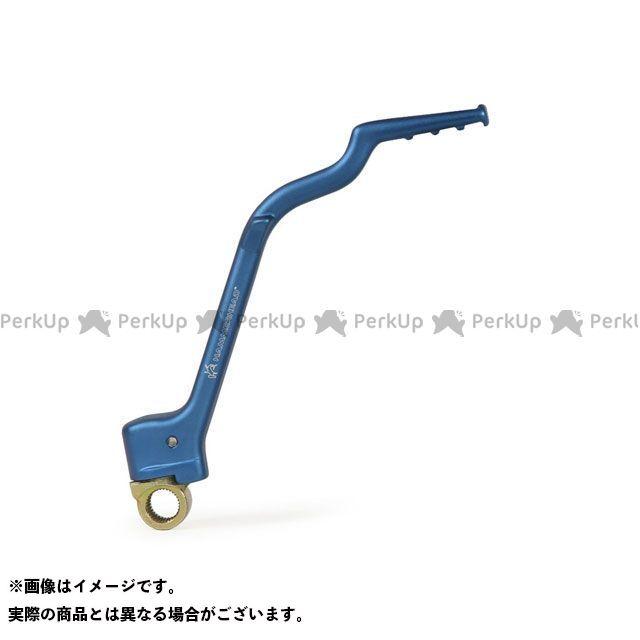 ハンマーヘッド YZ450F キックペダル Yamaha YZF450 14-17 カラー:ブルー HammerHead