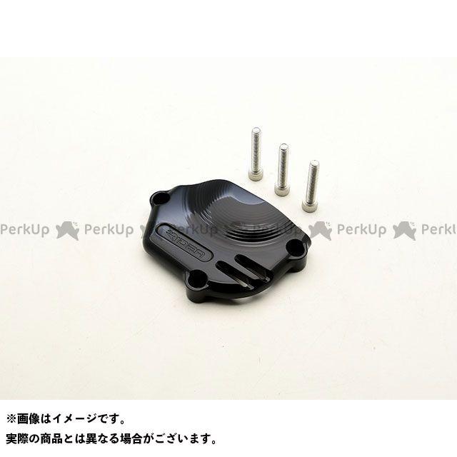 【特価品】リデア Z900RS Z900RSカフェ アルミ削り出しエンジンカバー 右前(ブラック) RIDEA