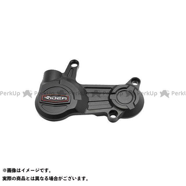 【特価品】リデア GSX-R125 GSX-S125 エンジンカバー 右側(ブラック) RIDEA