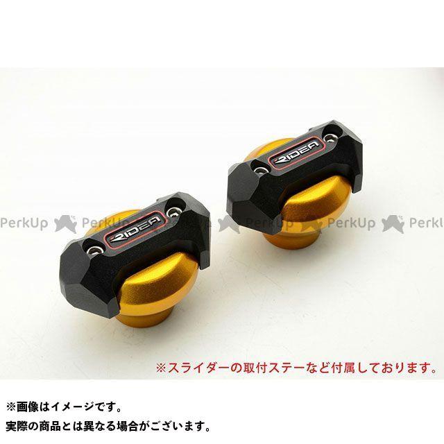 【特価品】リデア GSX-S125 フレームスライダー メタリックタイプ(ゴールド) RIDEA