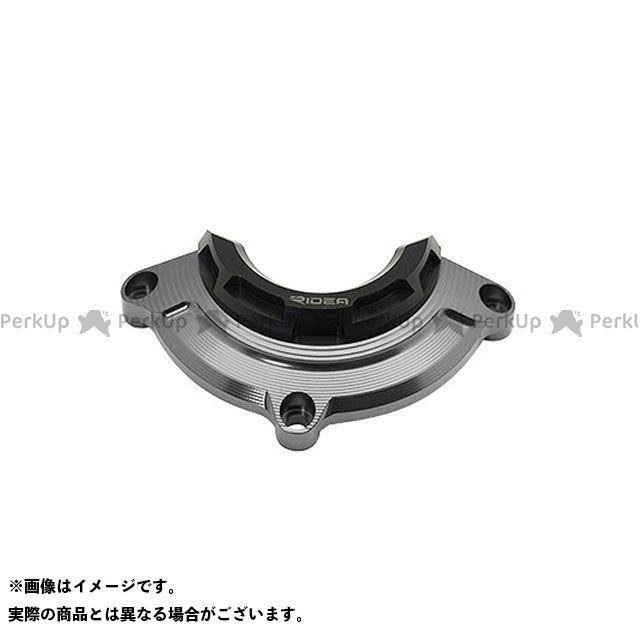 【特価品】リデア GSX-S750 エンジンカバー 右1(チタン) RIDEA