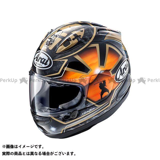 アライ ヘルメット Arai RX-7X PEDROSA SAMURAI SPIRIT(RX-7X・ペドロサ サムライ スピリット) 59-60cm