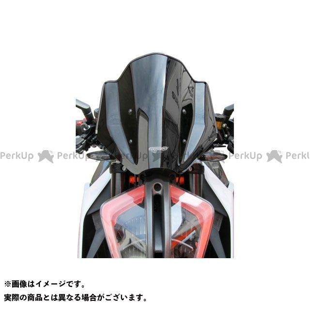 MRA 1290スーパーデュークR スクリーン スポーツ(ブラック) エムアールエー