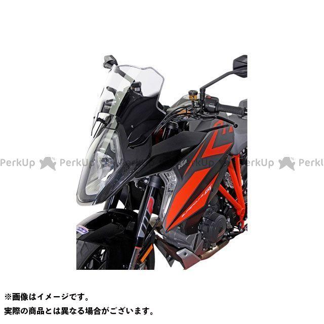MRA 1290 スーパーデュークGT スクリーン スポーツ(クリア)  エムアールエー