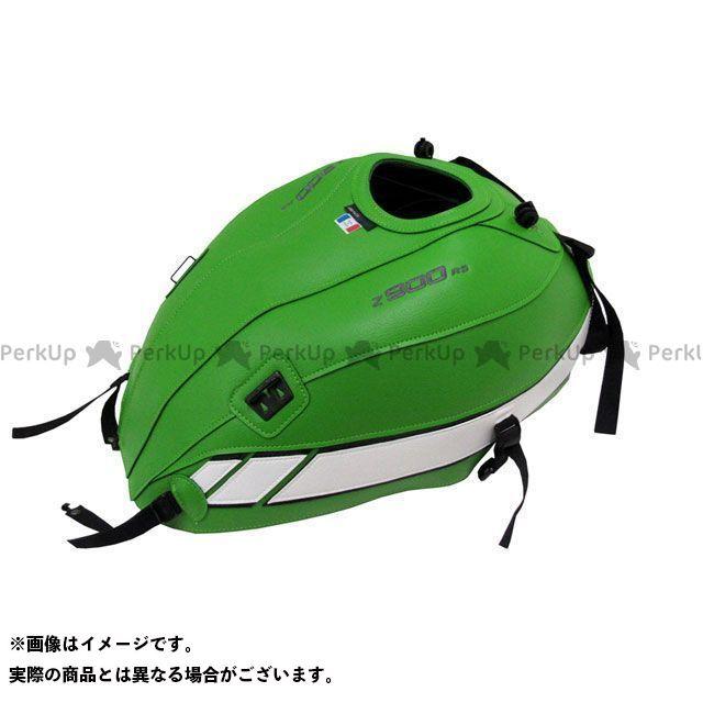 バグスター Z900RS タンクカバー(グリーン/ホワイト) BAGSTER