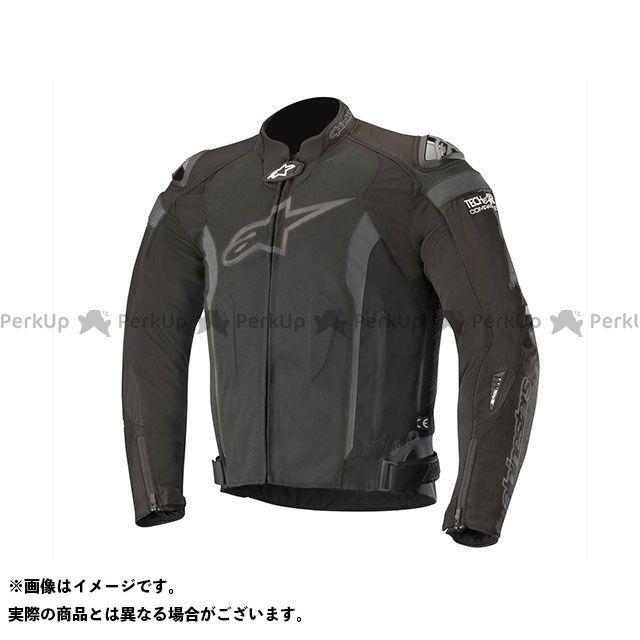 送料無料 Alpinestars アルパインスターズ ジャケット T ミサイル エアー ジャケット(ブラック/ブラック) M