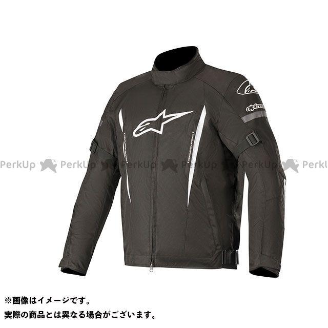 送料無料 Alpinestars アルパインスターズ ジャケット 2018-2019秋冬モデル ガナー v2 ウォータープルーフ ジャケット(ブラック/ホワイト) L
