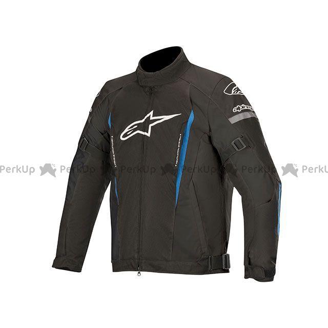 送料無料 Alpinestars アルパインスターズ ジャケット 2018-2019秋冬モデル ガナー v2 ウォータープルーフ ジャケット(ブラック/ブライトブルー) M