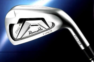 Romaro★ロマロ 【Ray V Type R 】5番~PWカーボンシャフト6本セット ROMARO