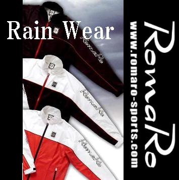 [ゴルフ ウェア 雨天対策]RomaRo★ ロマロ 2016 レインウエア 上下セットK-RM1014 軽くて肌触りの良いソフトなストレッチ素材 カッパ 雨対策 大きいサイズ M~3L[カッパ 上下]