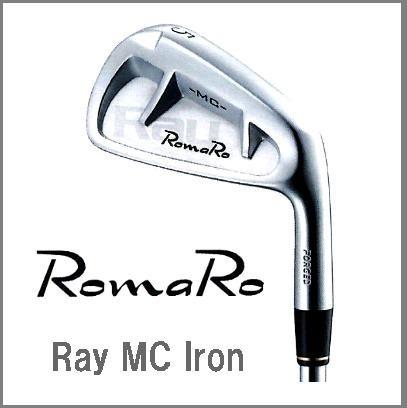Romaro★ロマロ 2016 【Ray MC Iron 】スチールアイアン4番単品(オプション) NS 950GH/DG S200 軟鉄鍛造