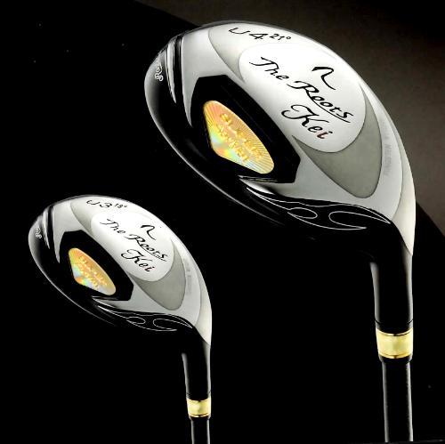 Roots Golf★ルーツゴルフ ザ・ルーツKEIユーティリティTHE ROOTS UTILITY(MISASAGIシャフト)