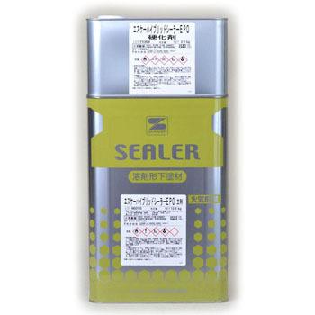 Y様用 エスケー化研 エスケーハイブリッドシーラーEPO 透明 15Kセット