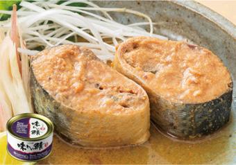 味の加久の屋 味わい鯖味噌煮 6缶