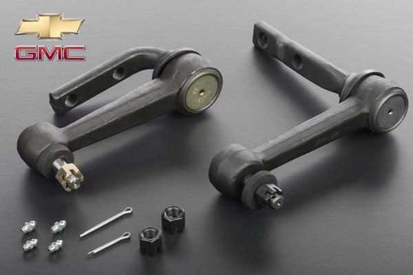 アイドラアーム 2WD 強化対策品 左右 セット 保証付 在庫あり 【適合車】90-05y シボレー アストロ GMC サファリ AS50