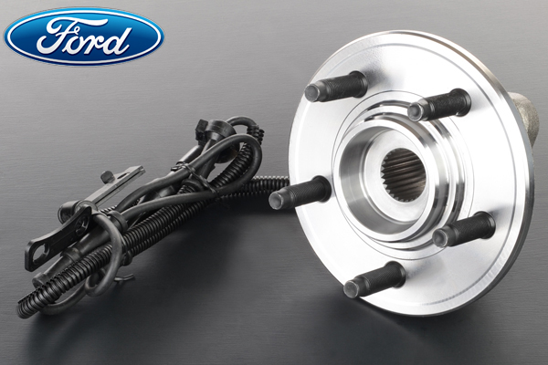 フロント ハブベアリング 4WD 2WD 共通 ABSセンサー付 保証付 在庫あり 【適合車】06-10y フォード エクスプローラー スポーツトラック K081