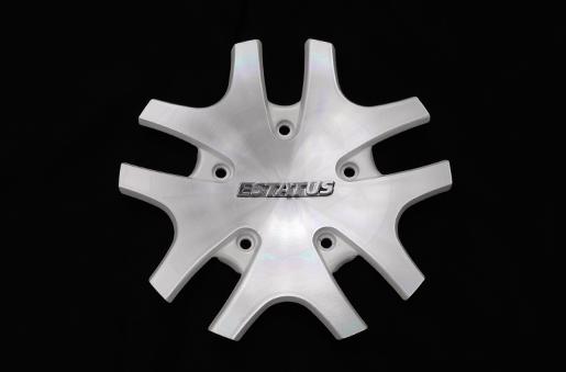 ESTATUS Style-TF57(エステイタス スタイル-TF57)LongLegプレート【ホワイトパールポリッシュ】ビス、レンチセット含む