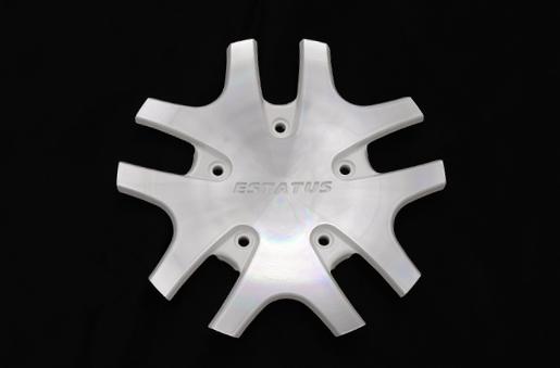 ESTATUS Style-RT67(エステイタス スタイル-RT67)LongLegプレート【ホワイトパールポリッシュ】ビス、レンチセット含む