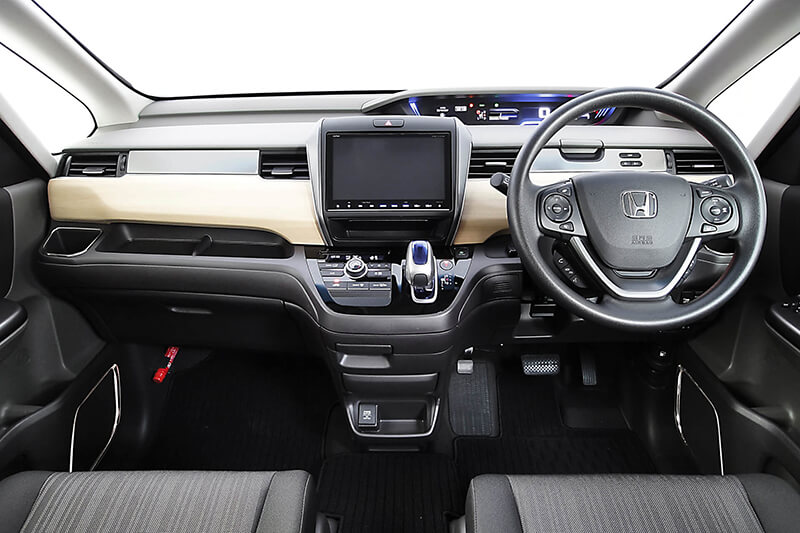 Estimate My Car Payment >> G-FACTORY: All Honda Freed Freed + GS-i interior accent panel GB5-8 car-adaptive HONDA FREED ...