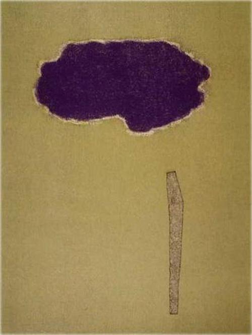 絵画 版画(銅版画・リトグラフ・木版画・シルクスクリーン版画) レリーフ オブジェ 書など、現代アートの専門サイト 版画/木版画 筆塚稔尚 雲につきて-表