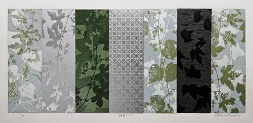 絵画 版画 出荷 銅版画 リトグラフ 木版画 シルクスクリーン版画 レリーフ セール 現代アートの専門サイト 組曲7-2 オブジェ 油性木版 白駒一樹 書など