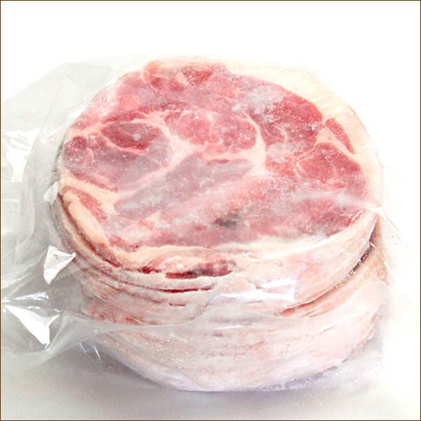 ■北海道グルメ - 北のデリシャス>◆北海道 お肉・加工品>羊肉>ラムロール(ジンギスカン用)>ラムロール スライス(ショルダー/冷凍)