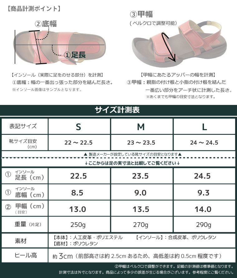 RegetA regatta グミサンダル / women's / made in Japan /R272