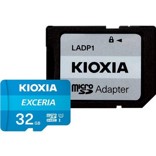 送料無料お手入れ要らず 新品 KIOXIA EXCERIA KMU-A032G 32GB 超歓迎された microSDHCカード メール便 送料無料 代引き不可 キオクシア 日時指定不可 国内正規品