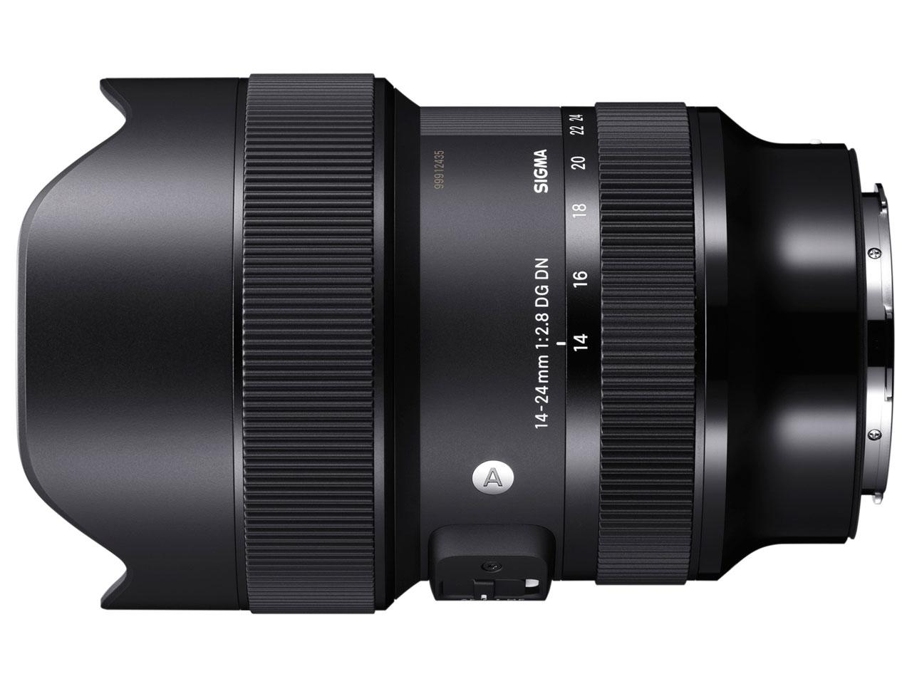 新品 SIGMA 14-24mm F/2.8 DG DN Art シグマ 在庫有り SONY Eマウント用
