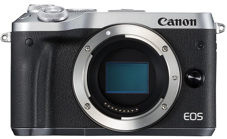 新品 Canon EOS M6 ボディ シルバー キヤノン