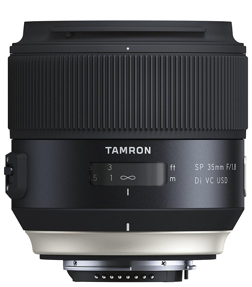 展示品 TAMRON タムロン SP 35mm F/1.8 Di VC USD F012N ニコン用