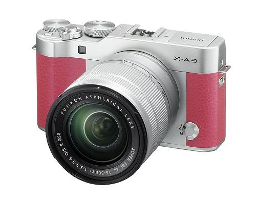 有名ブランド FUJIFILM レンズキット FUJIFILM フジフィルム X-A3 レンズキット [ピンク] X-A3【お取り寄せ品】, カイセイマチ:9d3cf9b9 --- promilahcn.com